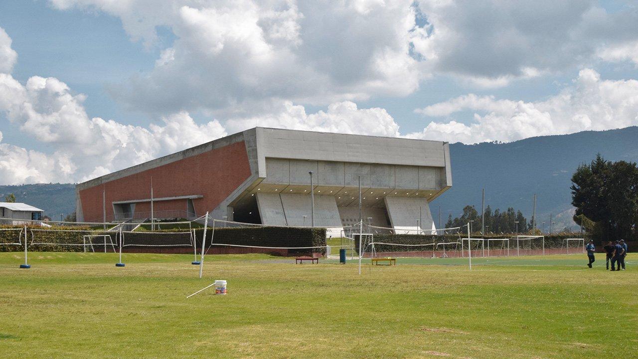 Gimnasio Los Caobos (Chía)