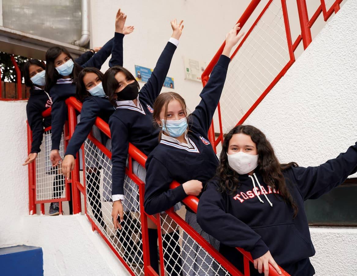 Colegio Gimnasio Toscana Bogotá - Los Mejores Colegios