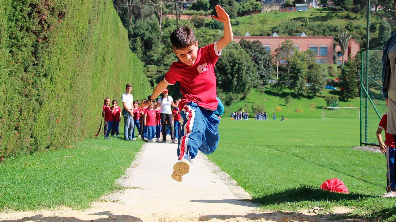 Colegio San Jorge de Inglaterra - Saint George's School (Bogotá)