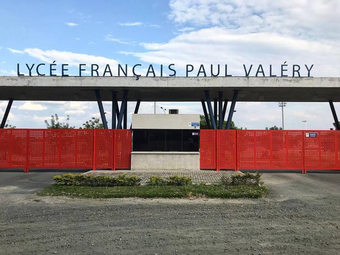 Liceo frances Paul valery