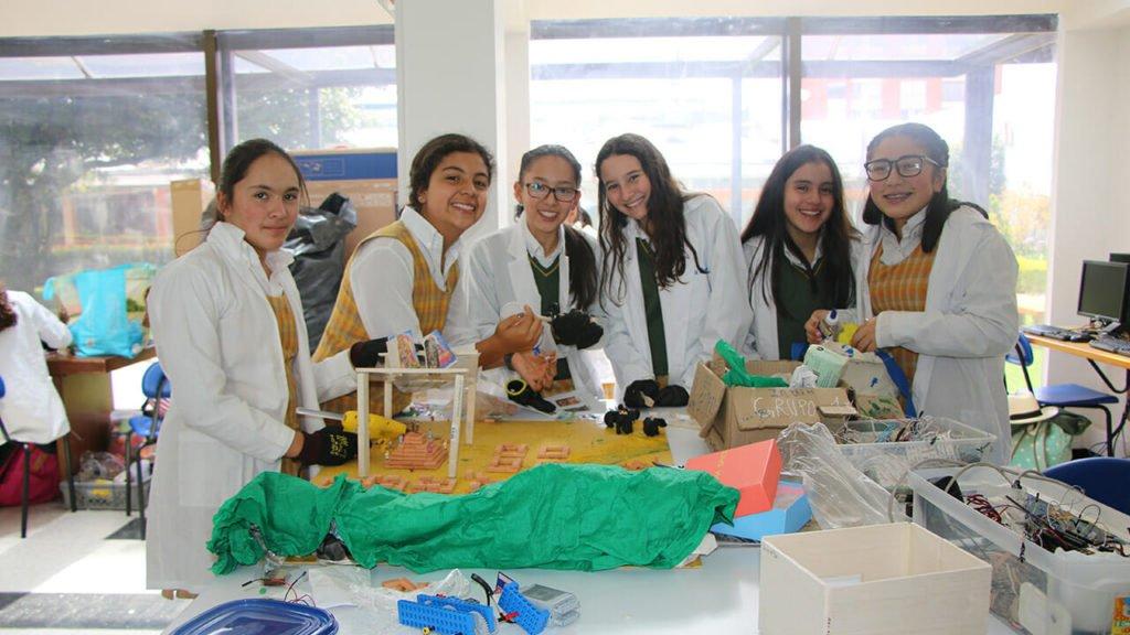 Colegio Santa Francisca Romana - Las Pachas (Bogotá)