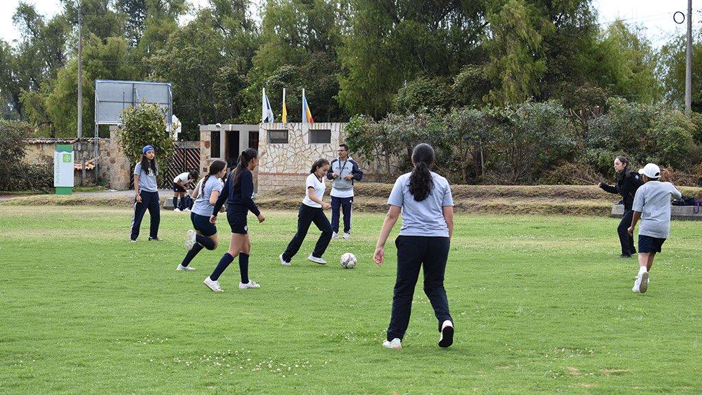 Colegio Internacional SEK Colombia - Trinidad del Monte (Bogotá)