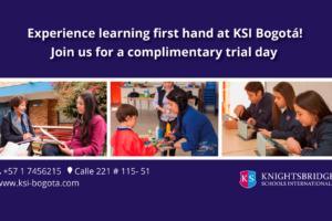 ¡Experimenta aprender de primera mano en KSI Bogotá!