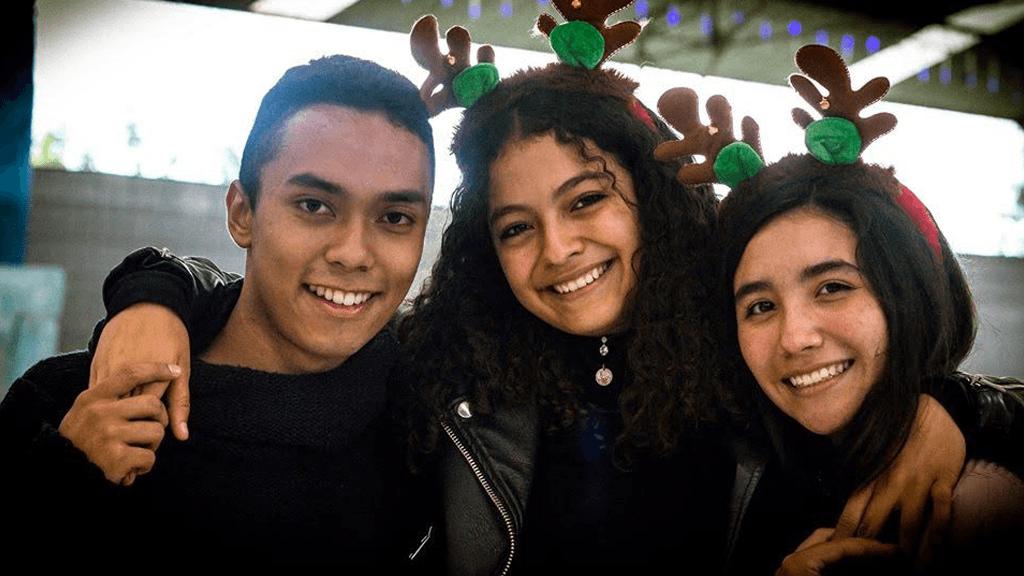 Christmas Light, un espacio para compartir como familia Liceo Boston