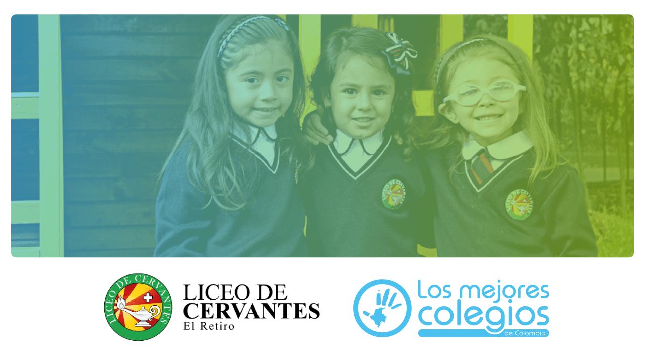 Bienvenidos a la comunidad #LosMejoresColegios Liceo de Cervantes El Retiro