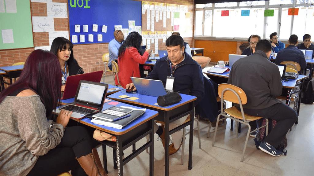 CIEDI sede de talleres regionales IB 2019 - -Colegio Internacional de Educación Integral CIEDI (Bogotá)