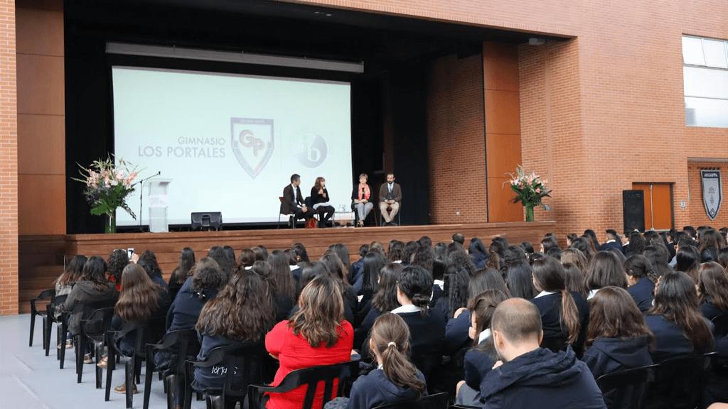 7ª Versión Foro de la Mujer - Gimnasio Los Portales