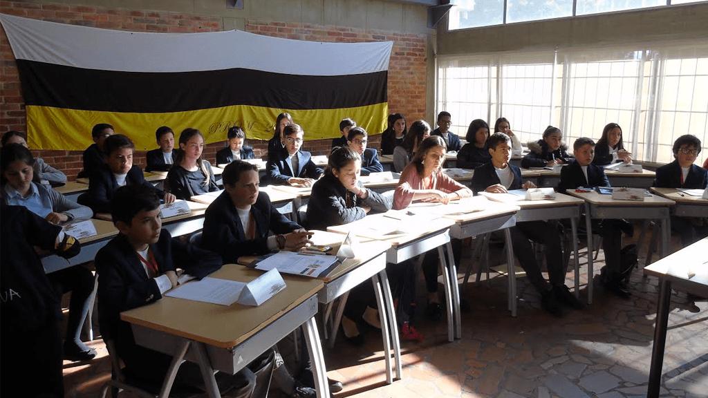 Modelo de Naciones Unidas en el Colegio San Tarsicio