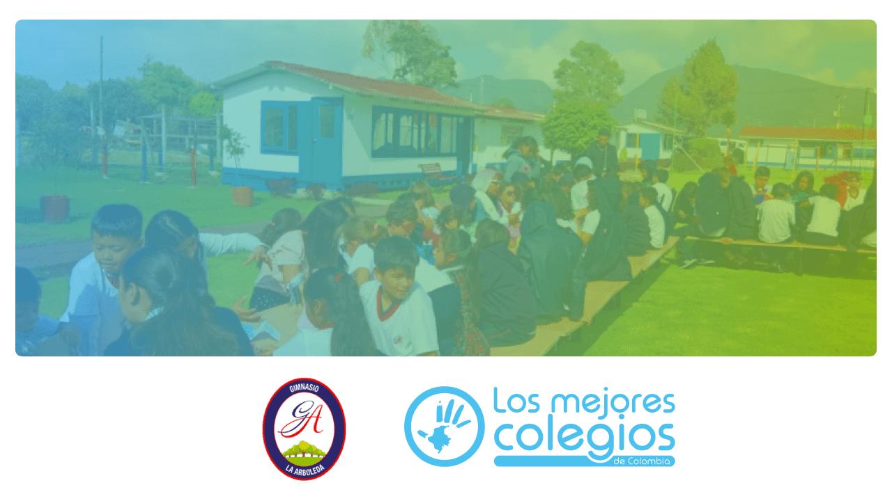Bienvenidos a la comunidad de #LosMejoresColegios Gimnasio la Arboleda