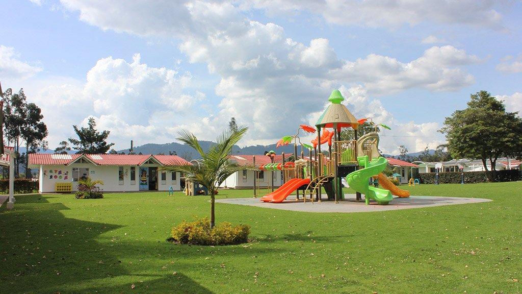 Nuevo Gimnasio Campestre Meryland (Chía)