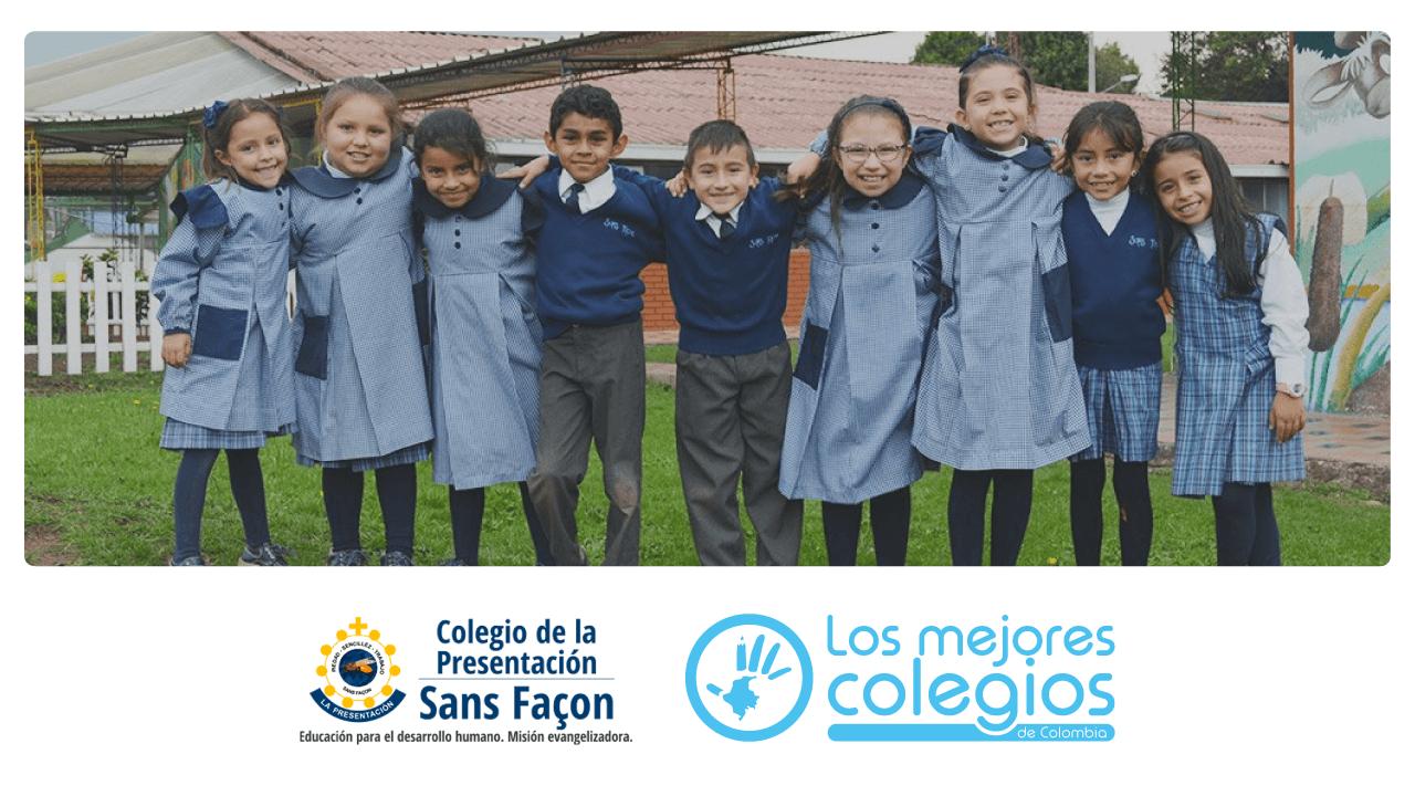 Bienvenidos a la comunidad de #LosMejoresColegios Colegio de la Presentación Sans Façon (Bogotá)