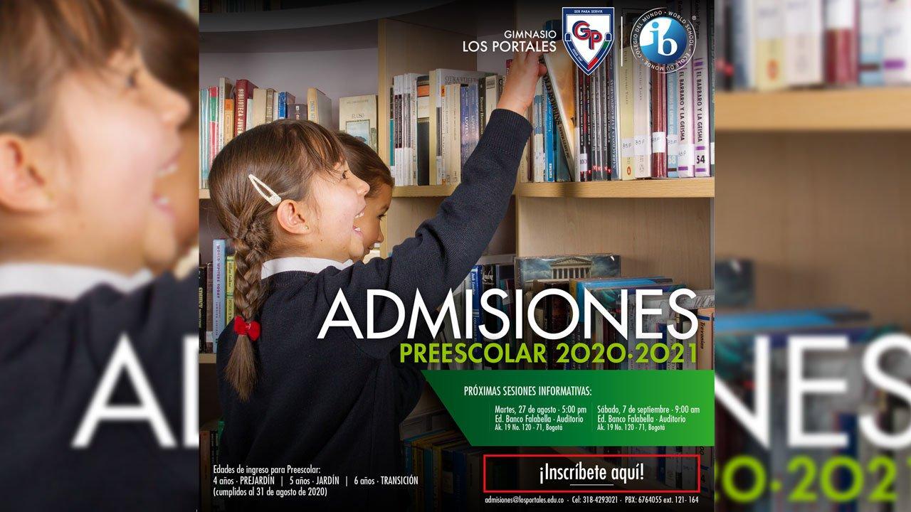 Gimnasio Los Portales - Bogotá