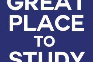 logo great place to study