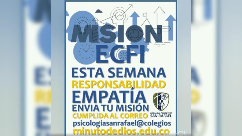Misión Responsabilidad
