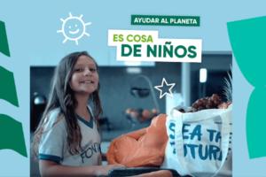 Ayudar al planeta es cosa de niños