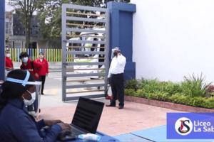 Entérate cómo, en el Liceo la Sabana, velan por la seguridad y bienestar de su comunidad