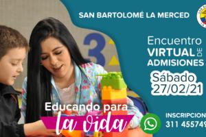 Colegio-San Bartolomé-Bogotá-Admisiones