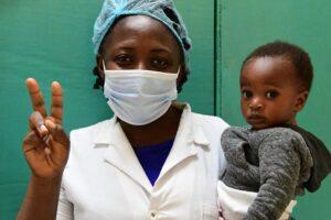 UNICEF-Campaña de vacunación