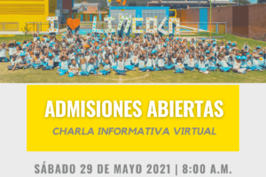 Haz parte delpróximo Open House virtual del ColegioAbrahamLincoln