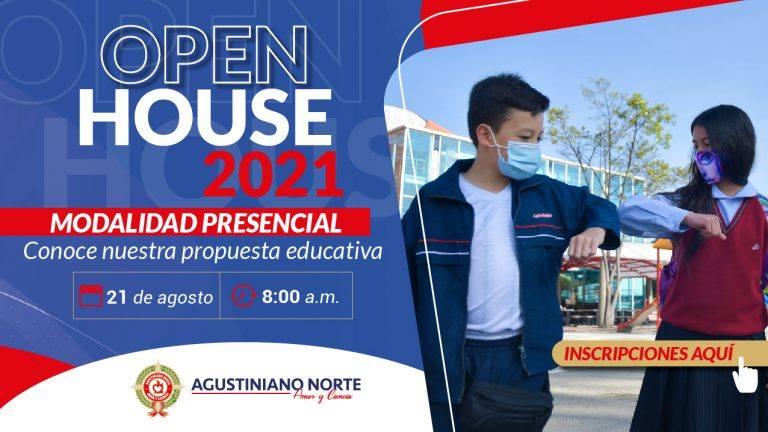 Open house Colegio Agustiniano