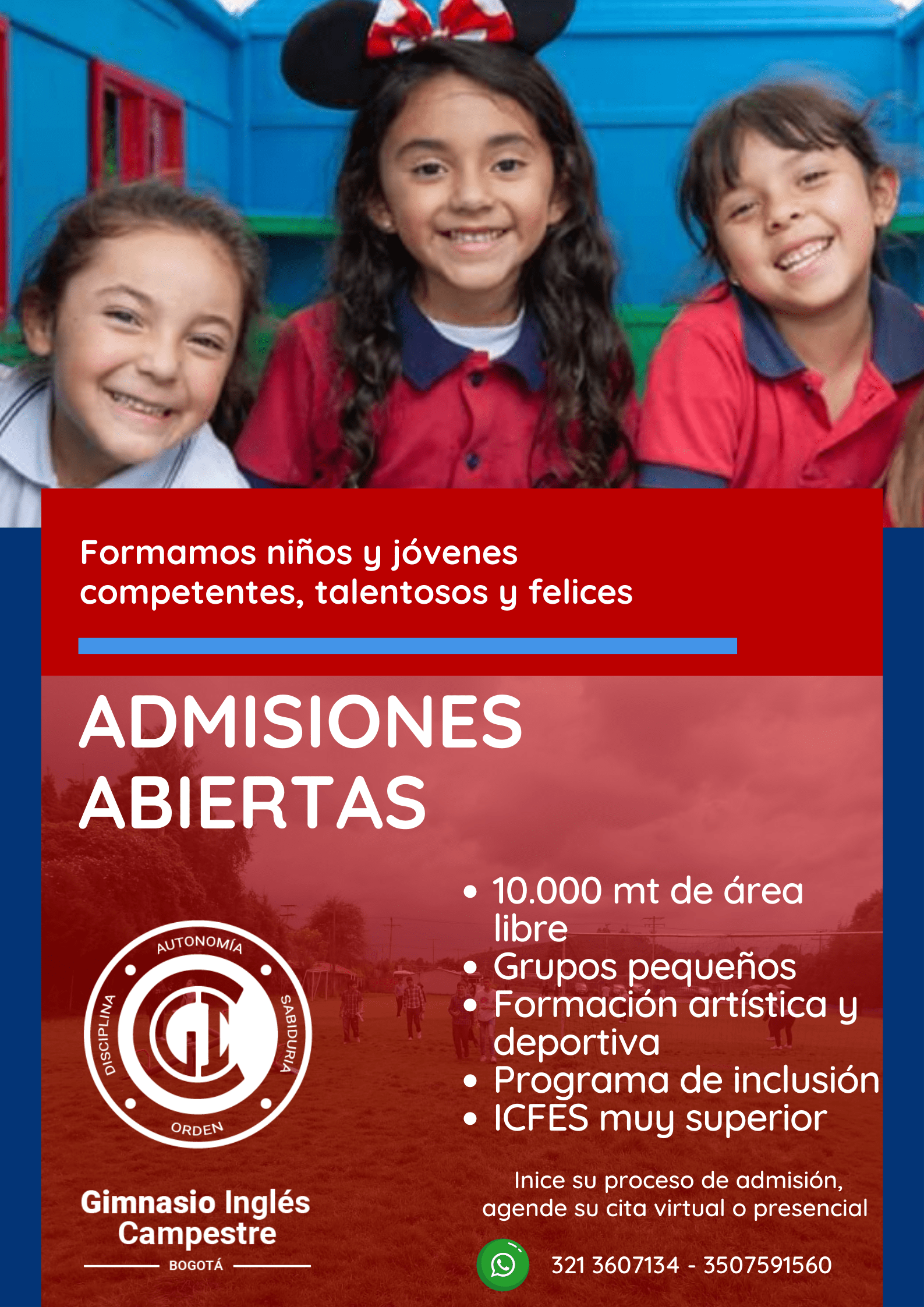 Gimnasio Inglés Campestre