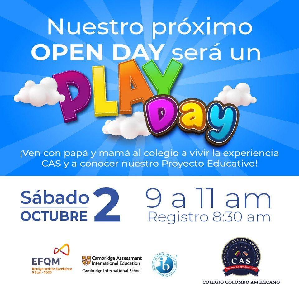 Open Day Colombo americano Bogota