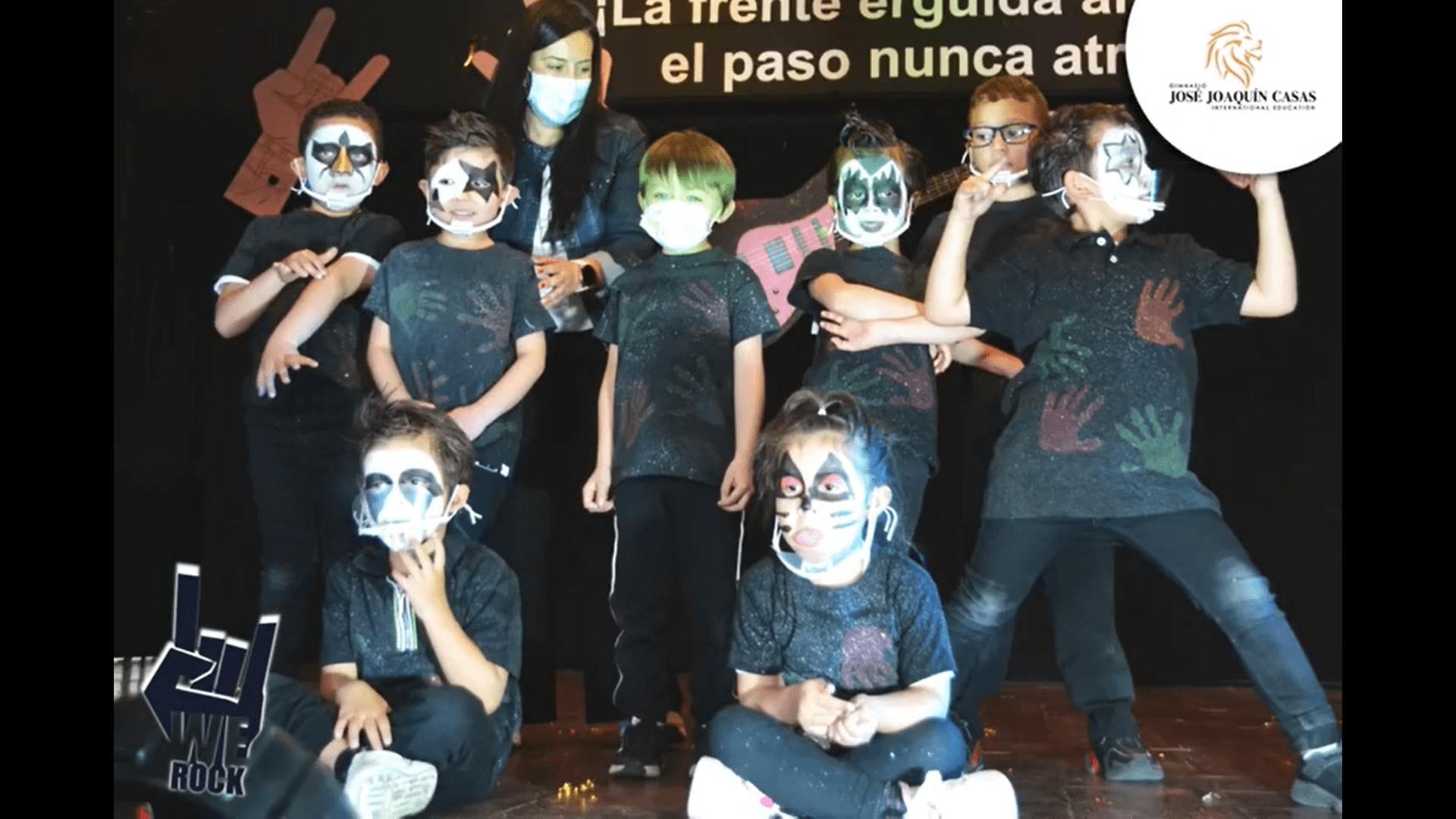formación deportiva y artística- Gimnasio José Joaquín Casas