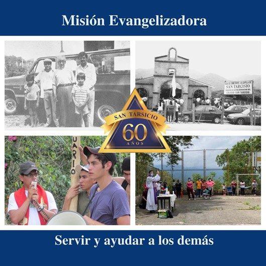 Misión evangelizadora y social-una forma de ayudar y servir a los demás