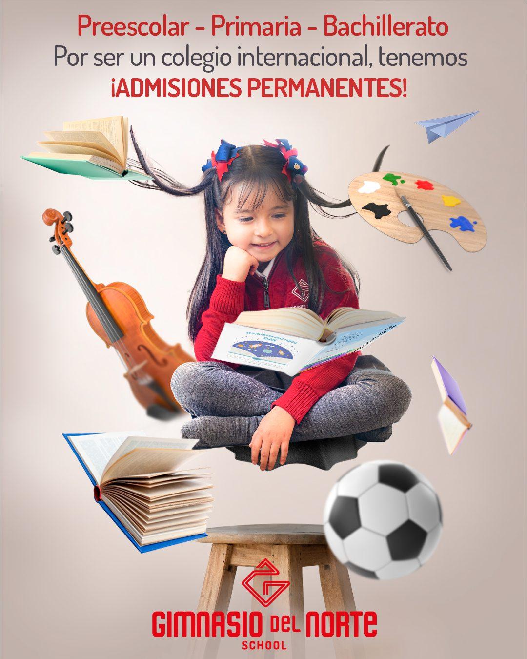 Open School del Colegio Gimnasio del Norte